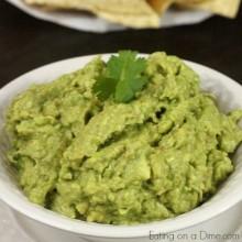 Very Simple Guacamole Recipe