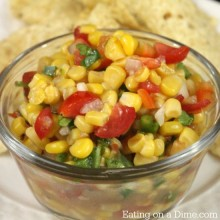 Mexican Corn Salsa Recipe