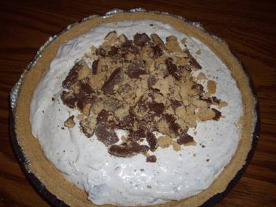 Reese's Candy Pie