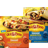 Old El Paso changes the way they make mexican food
