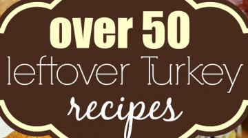 Over 50 Leftover Turkey Recipes