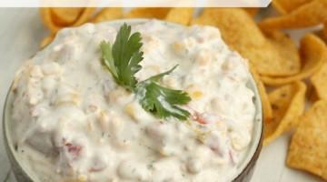 Fiesta Ranch Dip Recipe