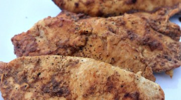 Skillet Honey Mustard Chicken – 15 minute dinner
