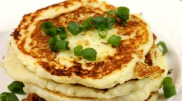 Mashed Potato Cakes Recipe