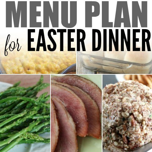 Easter Menu Ideas and Recipes - The Best Easter Dinner recipes