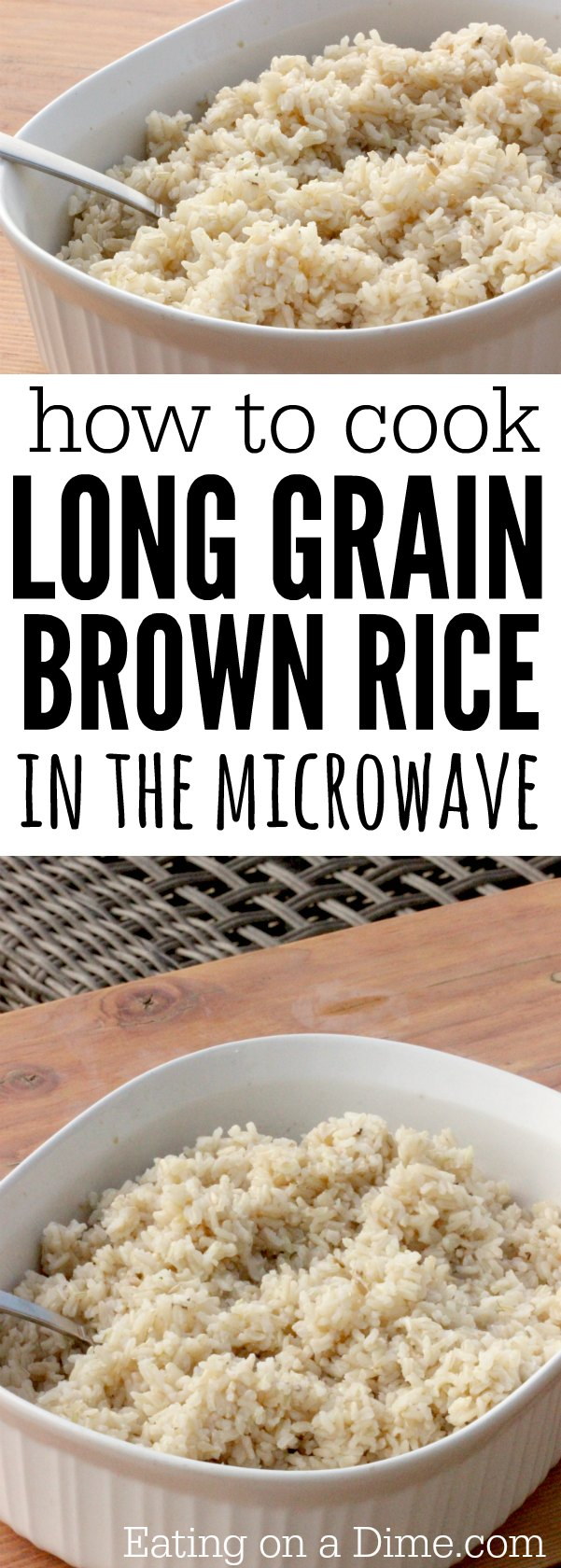 Do You Think You Will Try This Easy Way Of Cooking Brown Rice?