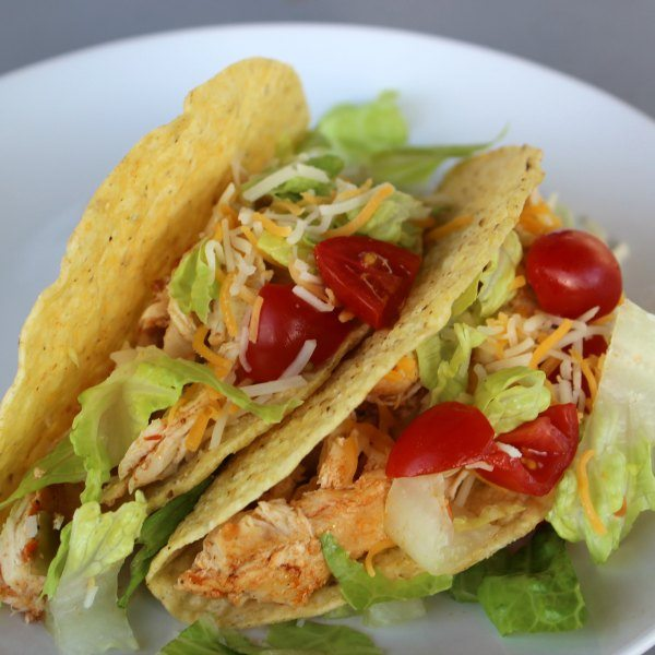 In my opinion, the only way to have chicken tacos is shredded, and when you boil chicken in a super flavorful broth, it really does make all the difference. Not only does this make for incredibly easy cooking, but the flavor is just top notch.
