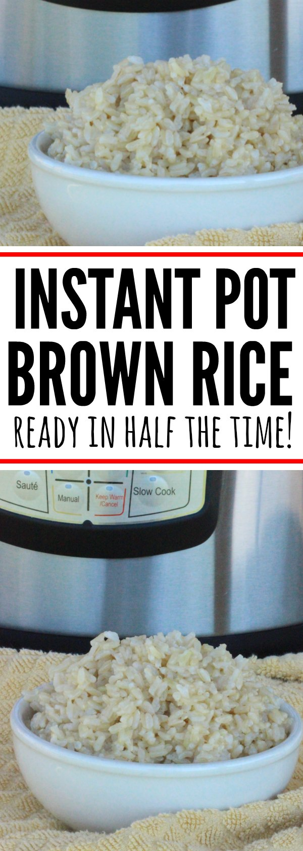Try This Brown Rice Pressure Cooker Recipe Pressure Cooker