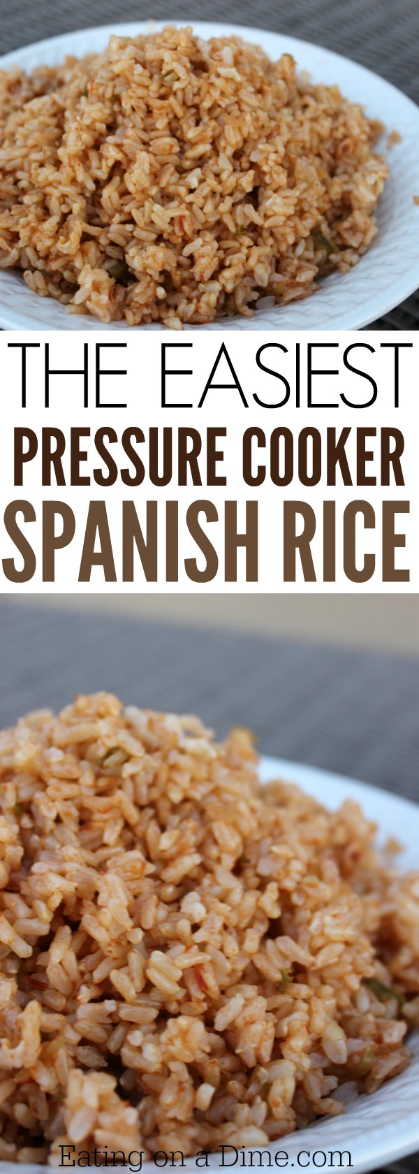 Try This Spanish Rice Pressure Cooker Recipe This Is The Best Spanish Rice  With Brown