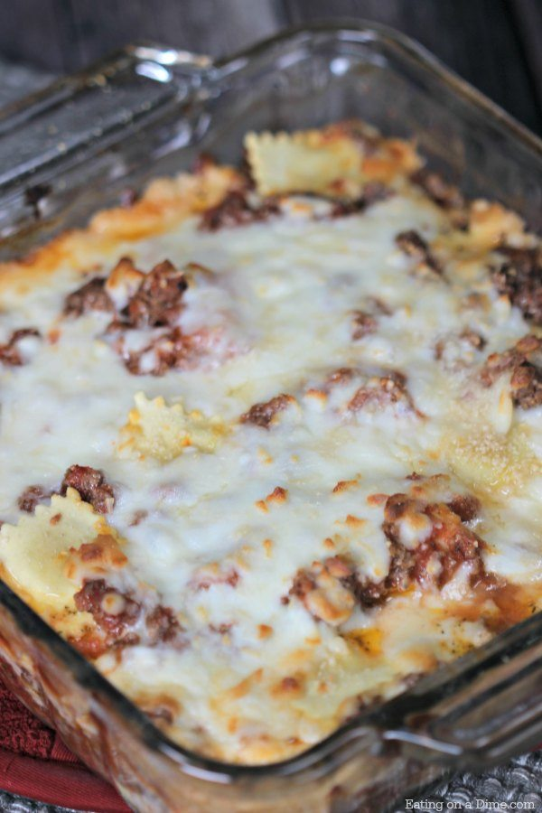 Easy Lasagna recipe -The best lasagna recipe for a lazy day