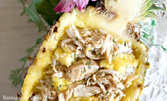 This delicious Crockpot Pineapple Chicken Recipe is so simple and easy. You will love Pineapple Chicken Crock Pot Recipe! The chicken is so tender and flavorful. Try Crockpot Hawaiian Chicken Recipe today!