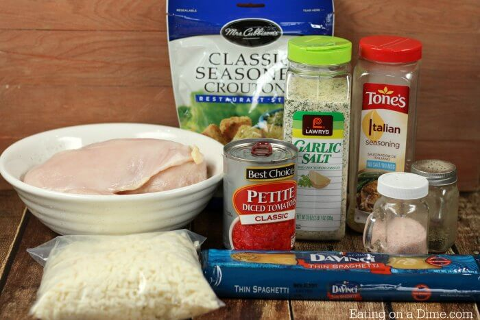 Your family will go crazy over this easy Bruschetta Chicken Recipe! It's simple and so delicious.Try this Bruschetta Chicken Pasta Recipe. You will love it.