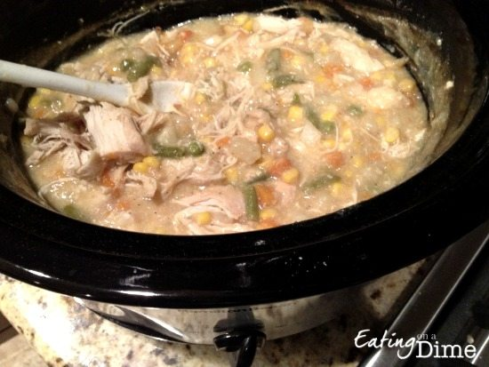 The Best Crock Pot Chicken Pot Pie Recipe You Are Going To Love This Easy