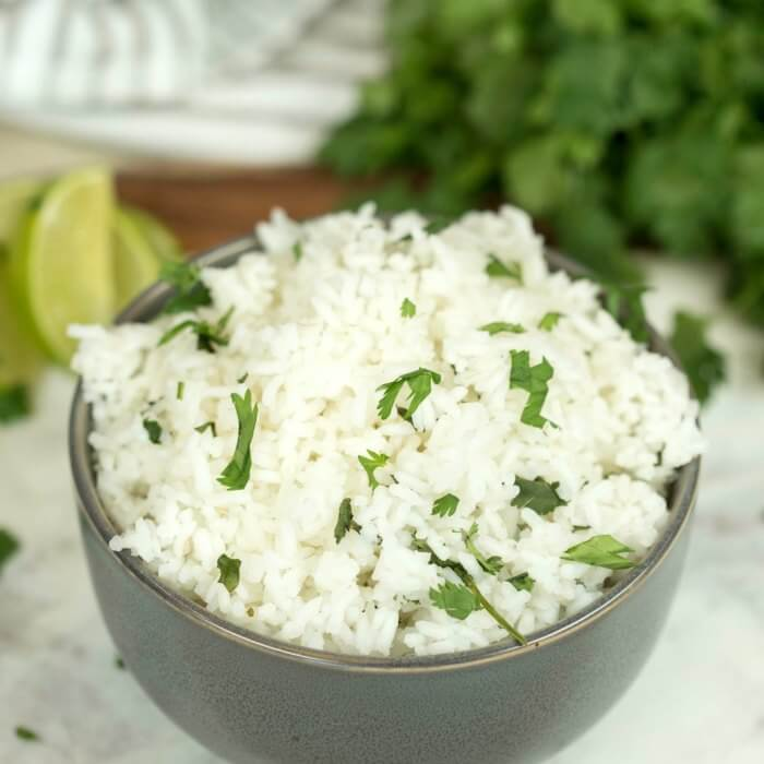 Fast and Easy Cilantro Lime Rice Recipe