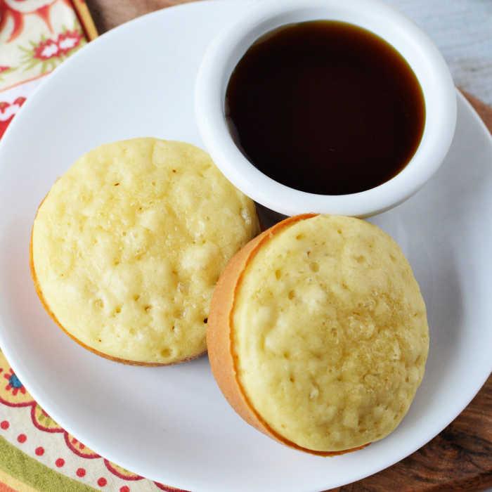 Easy Pancake Muffins Recipe - Pancake Mix Muffins Recipe