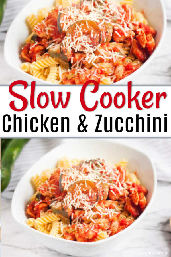 Crock Pot Chicken And Zucchini Recipe Healthy And Quick