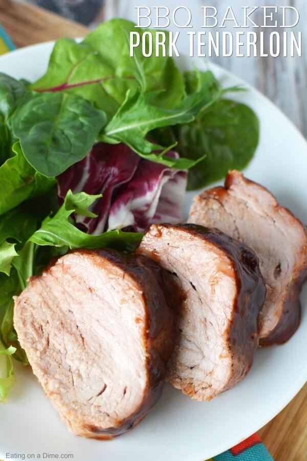 Baked Pork Tenderloin Learn How To Bake Pork Tenderloin