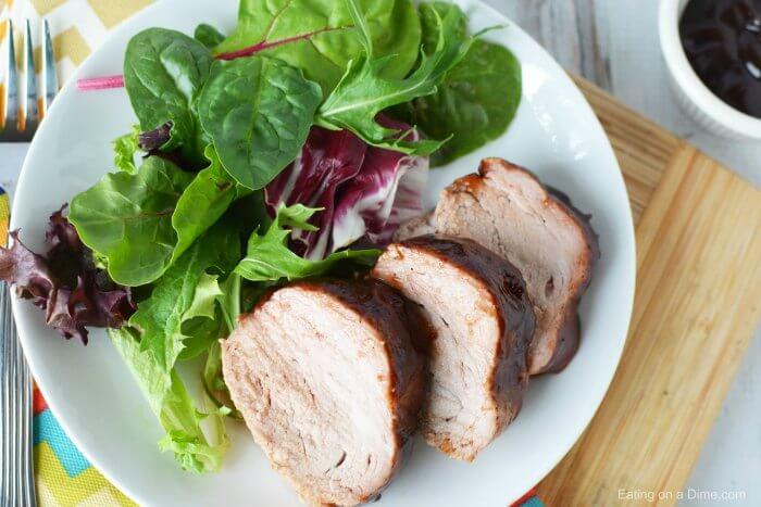 Baked Pork Tenderloin Recipe will impress even the pickiest of eaters. Baking pork tenderloin is so simple and easy. Learn how to bake pork tenderloin.