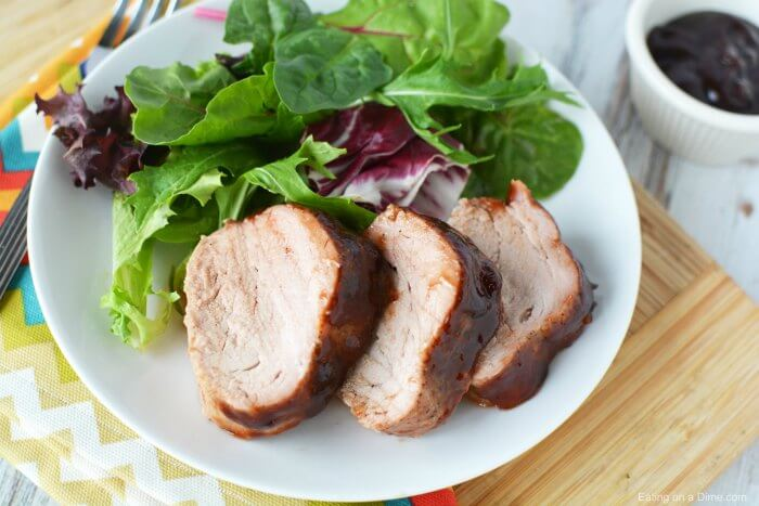 How to cook pork tenderloin in oven with foil