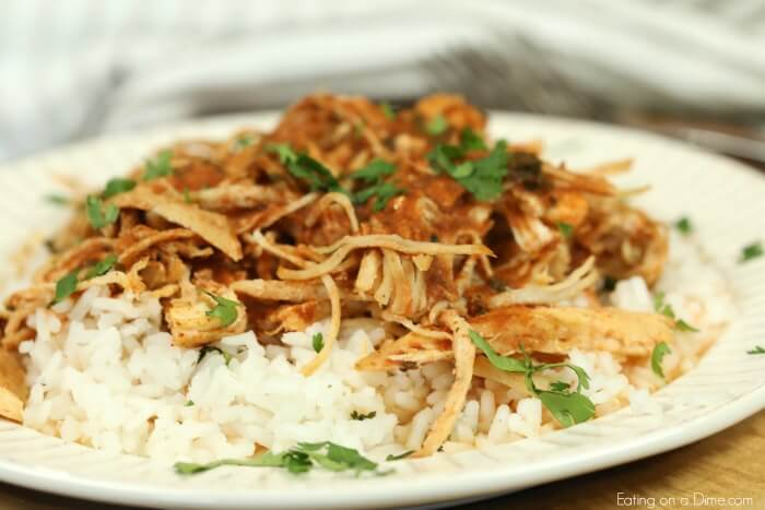 Crock pot cilantro lime chicken recipe is packed with flavor. Cilantro lime chicken recipe is quick and easy. The entire family will enjoy this tasty meal.