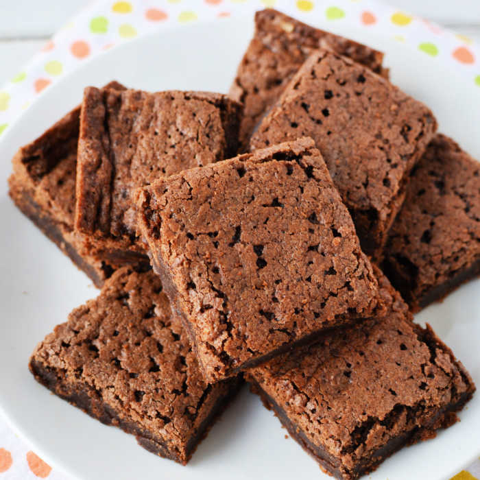 Quick And Easy Brownies Recipe
