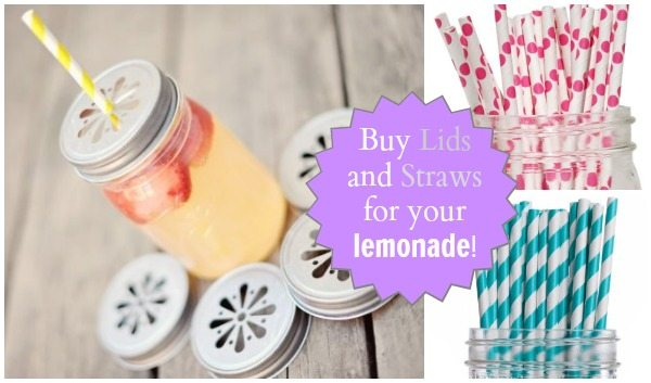 This delicious pink lemonade recipe is super easy and so refreshing. Make this in minutes for the perfect drink.