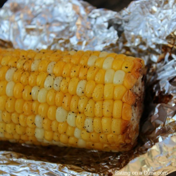 How to grill corn on the cob eating on a dime how to grill corn on the cob this grilled corn on the cob recipe will ccuart Images