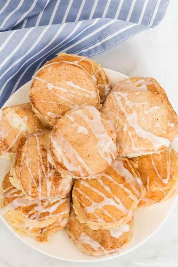 Lazy Day Cinnamon Biscuits