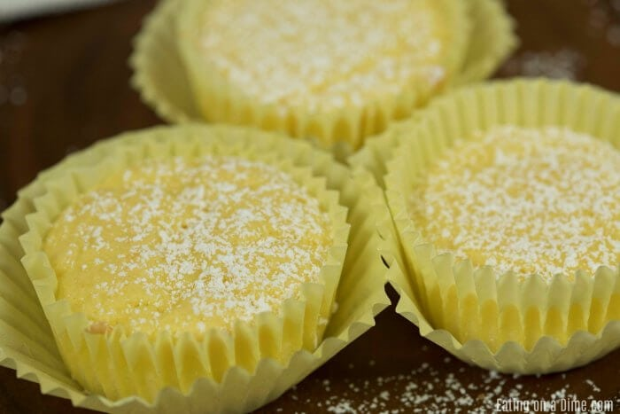 Low calorie lemon cupcakes are the perfect treat. You will love this skinny cupcakes recipe. You can enjoy this yummy treat without guilt.
