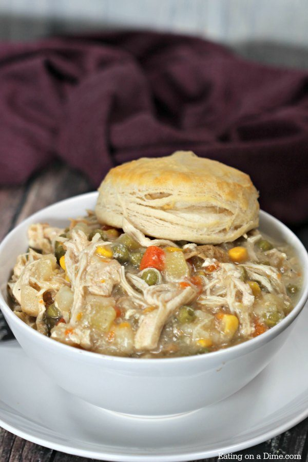 How To Make The Best Crock Pot Chicken Pot Pie Recipe