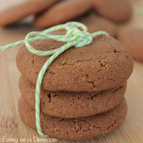try these easy chocolate peanut butter cookies with only 4 ingredients this chocolate peanut butter - Christmas Peanut Butter Cookies
