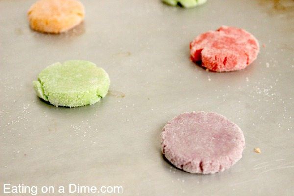 Jello Cookies are fun to make with the kids. Make them for any party or the holidays. This Jello cookies recipe is a quick and easy sugar cookie recipe.