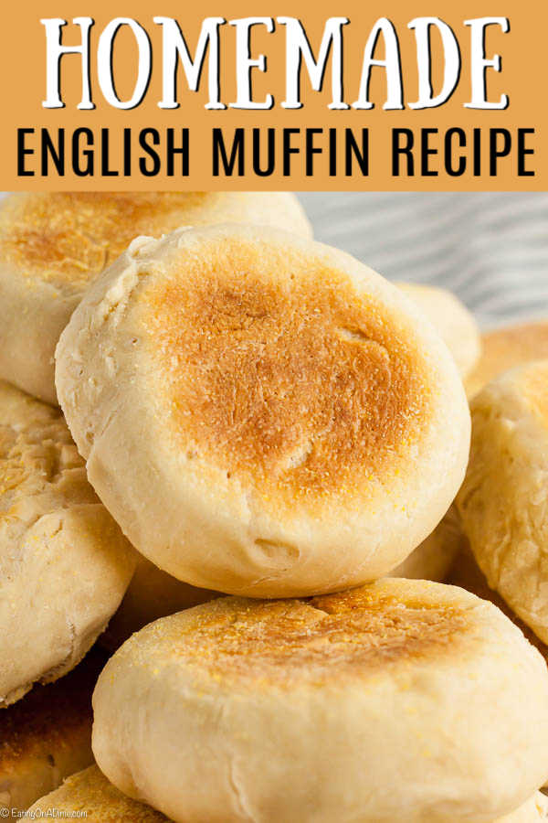 Easy Homemade English Muffin Recipe