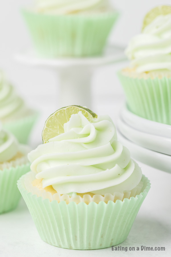 What's not to love about Key lime cupcakes? All the flavor of key lime pie gets baked into individual cupcakes for a treat no one can resist.