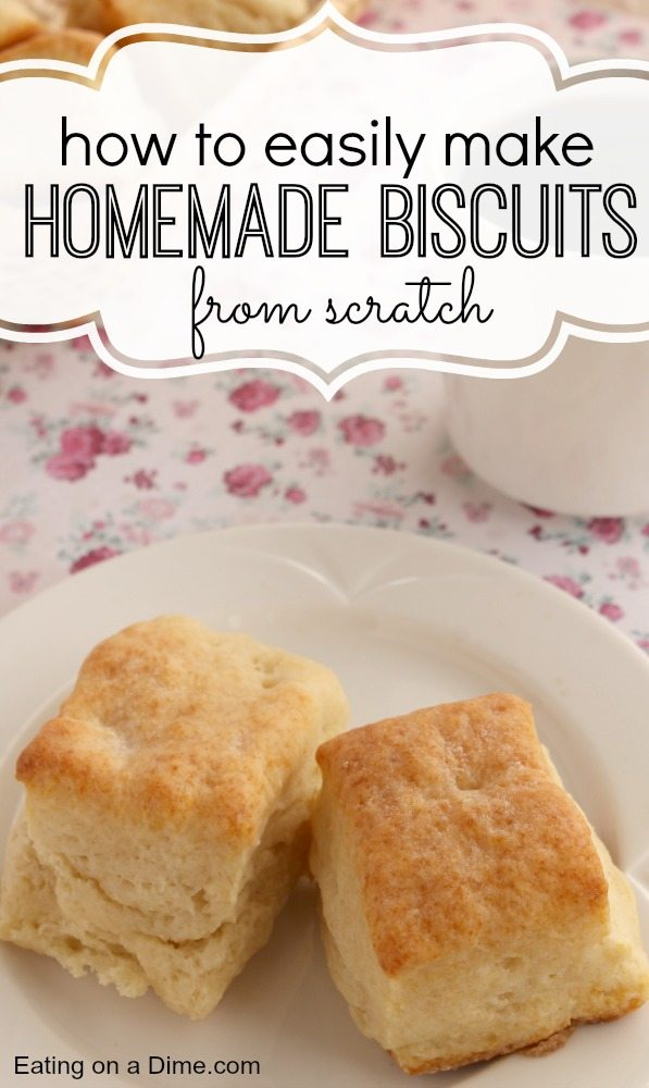 Oct 21, · You'll say goodbye to canned biscuits once you realize how easy it is to make this fluffy buttermilk biscuit recipe. These biscuits are made from butter not shortening so they are full of flavor and made from real, wholesome ingredients.