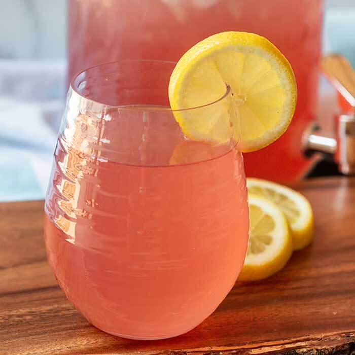 Pink Lemonade Recipe How To Make Pink Lemonade