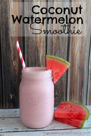 Find 10 recipes for Watermelon smoothies that are so easy and really refreshing. Give these a try for the best treat any day of the week!