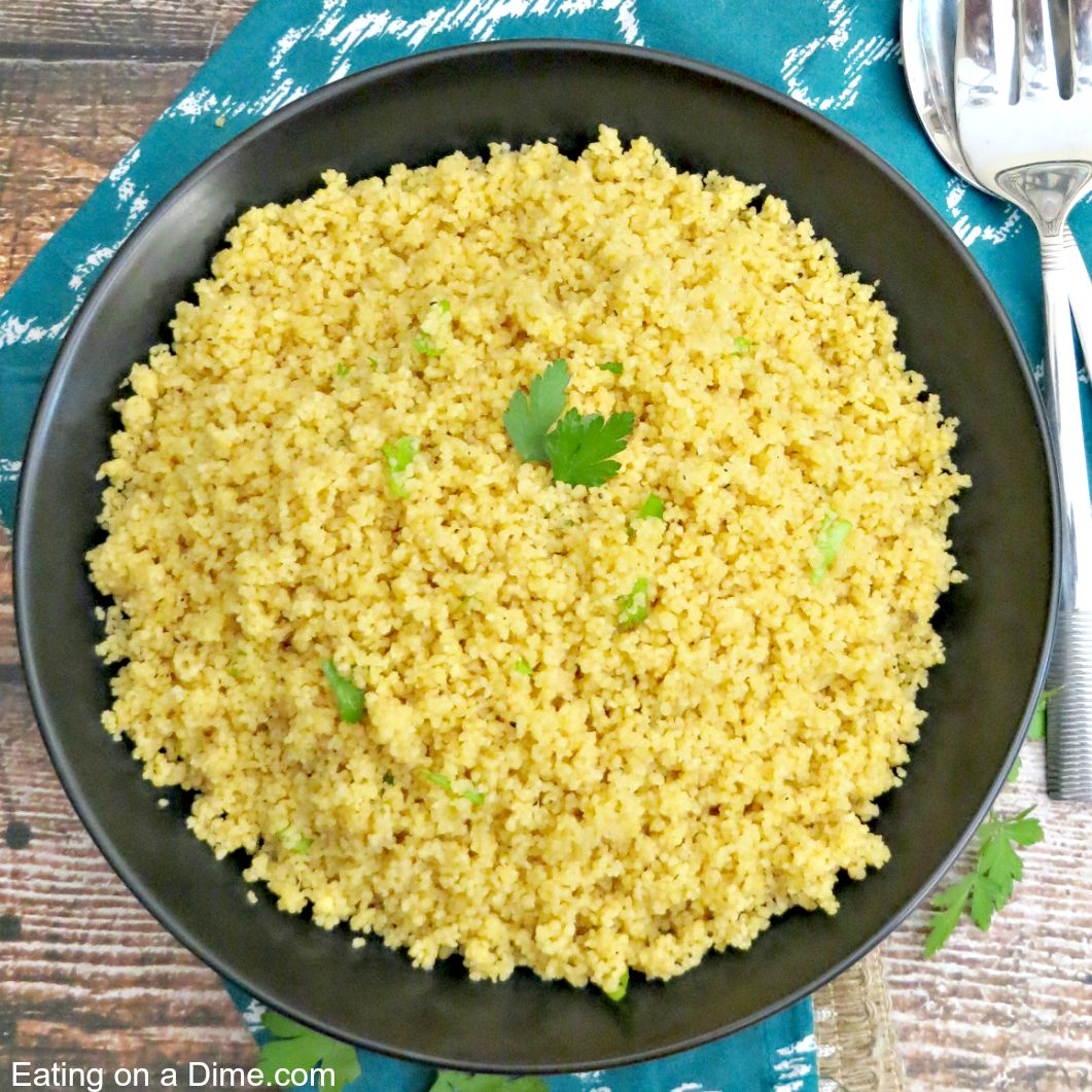 How to make Couscous Recipe
