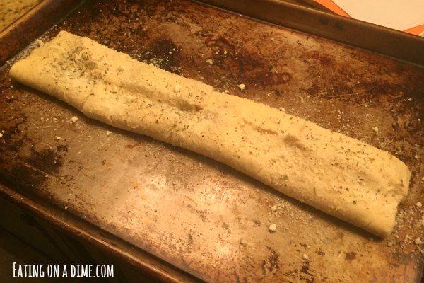 bread ready to bake