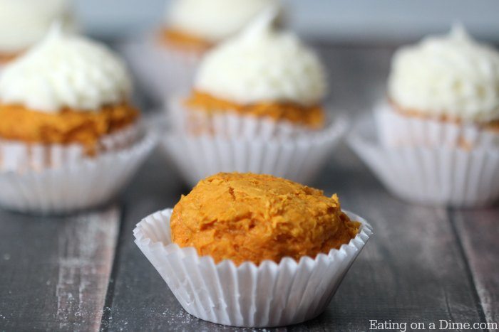 Pumpkin Cupcake Recipes pumpkin cupcakes recipe with easy cream cheese frosting