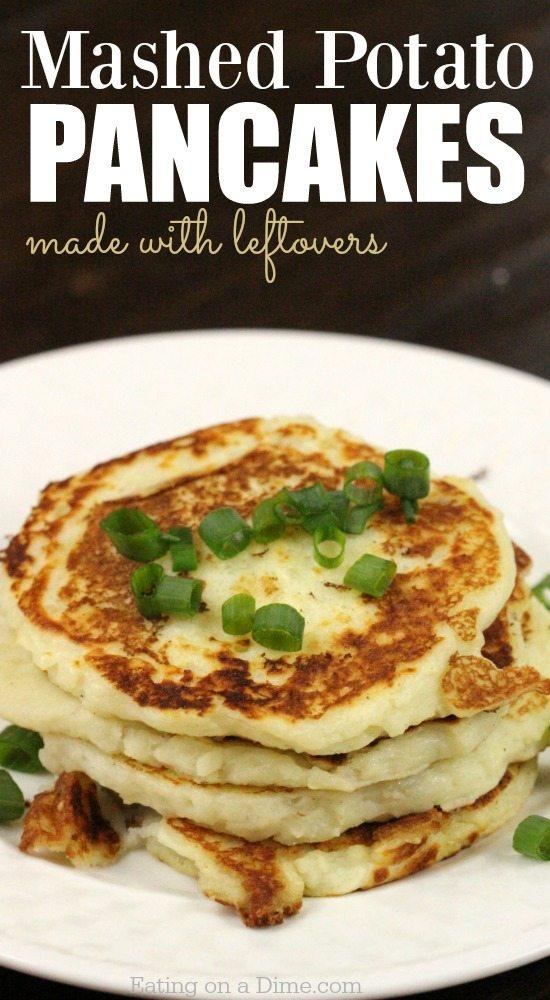Mashed Potato Cakes Recipe Eating on a Dime