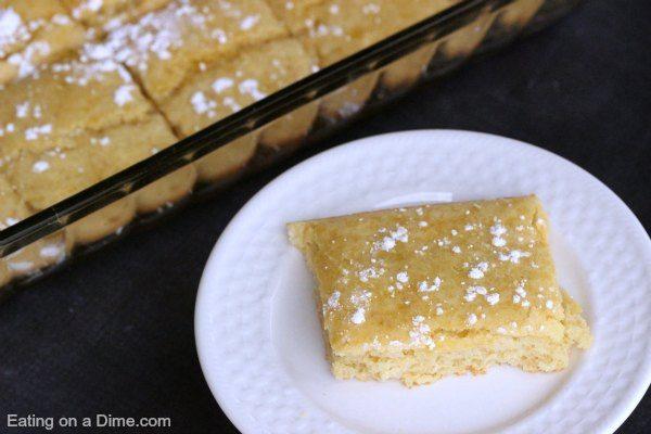 pancake square recipe