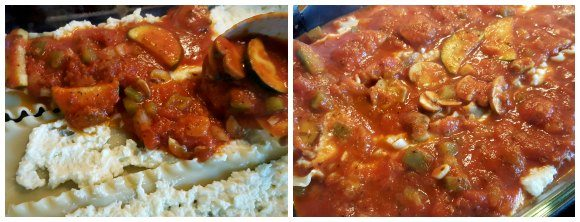 vegetarian lasagna how to make 2