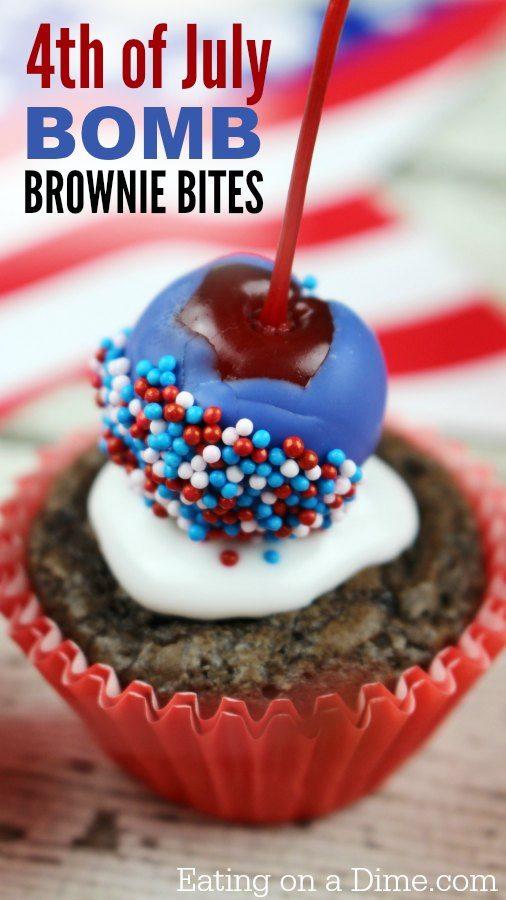 Brownie Bomb The Kitchen Recipe