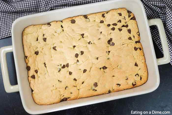Skip the bakery and learn how to make cookie cake with cake mix at home. It is perfect for birthdays but easy enough for any day of the week!