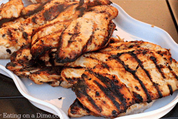 Bbq Ranch Grilled Chicken Marinade Eating On A Dime