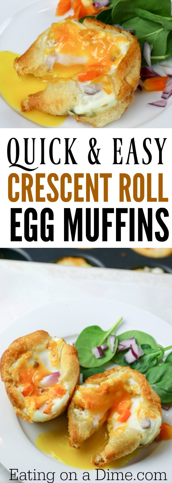 Breakfast egg muffins recipe. This super easy egg muffin cups can be made quickly any day of the week. These healthy egg muffins are delicious.