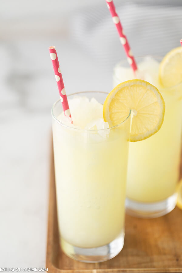 If you love slushies but need a low calorie slushie option, this is the recipe to try. You only need 3 ingredients and it is delicious.