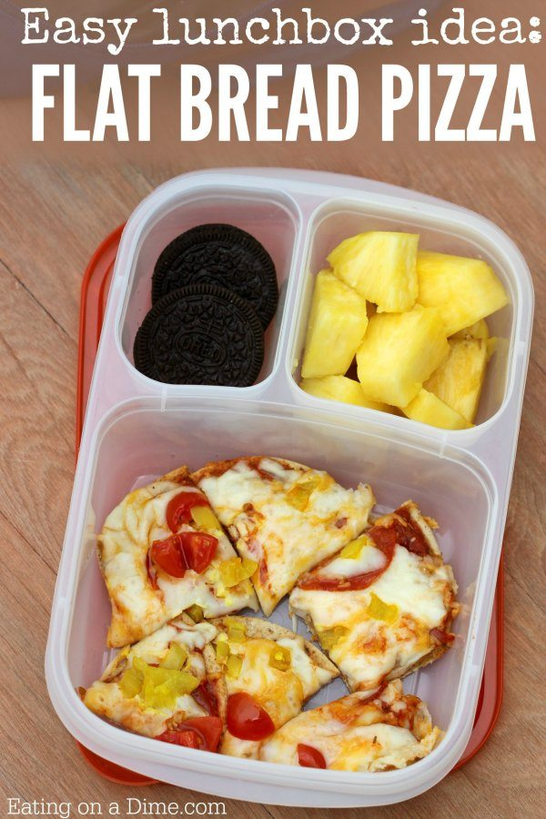 Flat bread pizza recipe easy lunch ideas for kids eating on easy lunch ideas for kids try this delicious flat bread pizza recipe for your school forumfinder Image collections