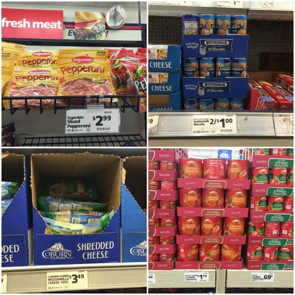 save a lot food in store